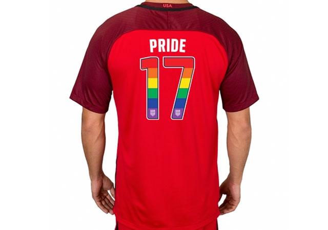fd8da32d6d504 La liga norteamericana de fútbol lucirá camisetas LGBT por el Orgullo