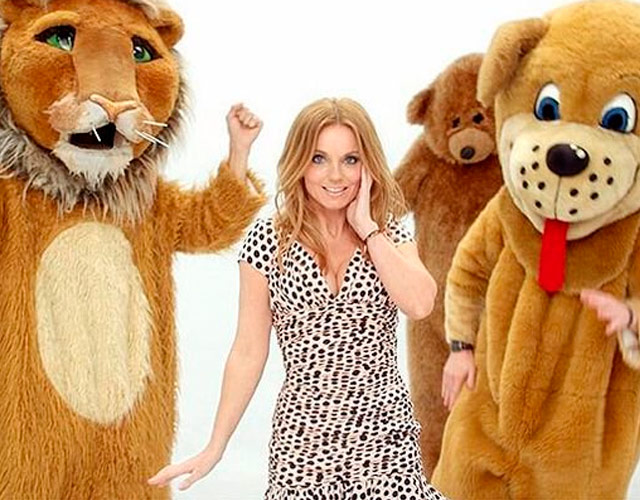 Geri Halliwell anuncia 'Angels In Chains', nuevo single para George Michael