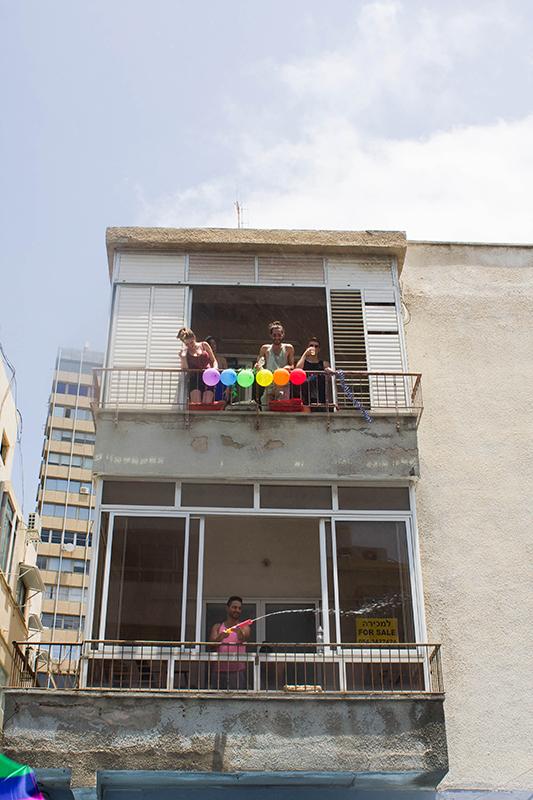 Orgullo Tel Aviv 2017