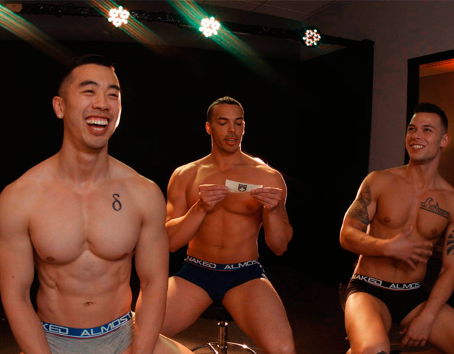 'Model Behavior', el reality con los modelos desnudos de Andrew Christian