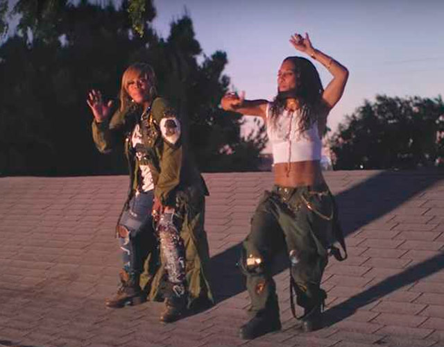 TLC estrenan vídeo para 'Way Back'