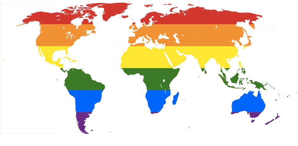 El matrimonio homosexual en el mundo Internacional