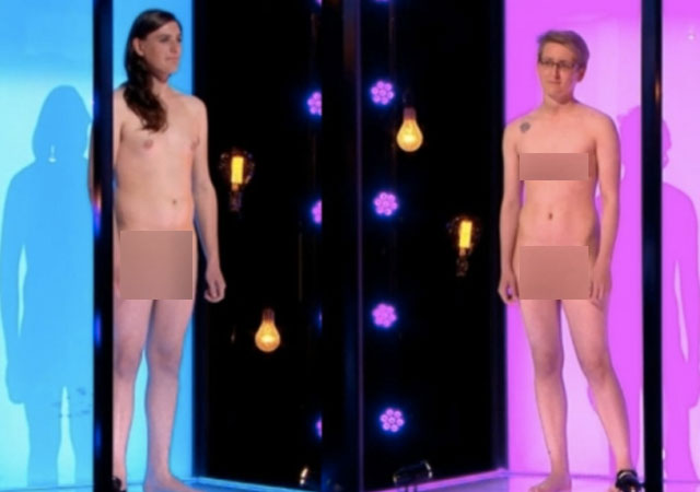 El reality 'Naked Attraction' incluye concursantes transexuales desnudos