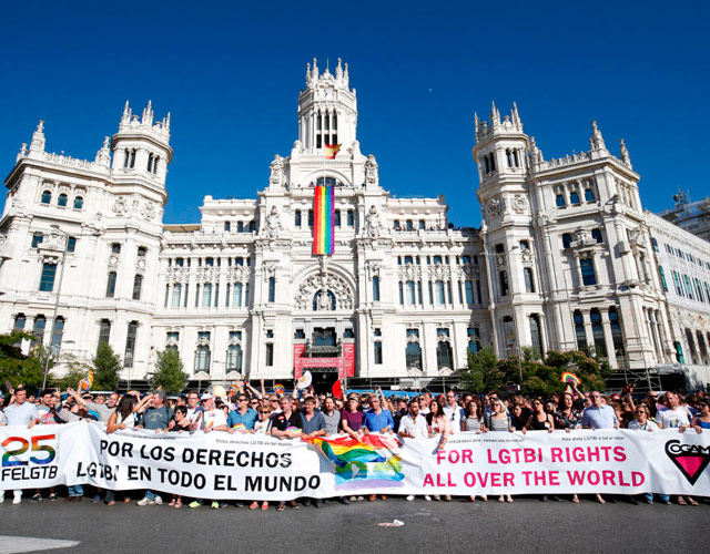 Las fotos del World Pride Madrid 2017