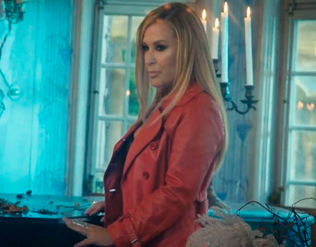 Anastacia estrena el vídeo de 'Caught In The Middle'