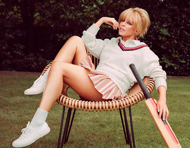 Kylie Minogue En El Estudio Con Dj Fresh Cromosomax