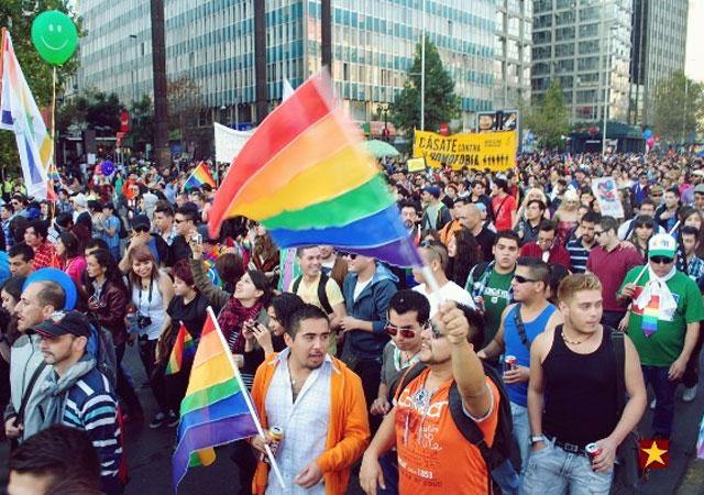 Ley de casamiento homosexual en chile