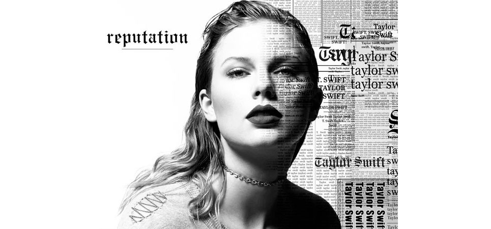 'Reputation', el nuevo disco de Taylor Swift