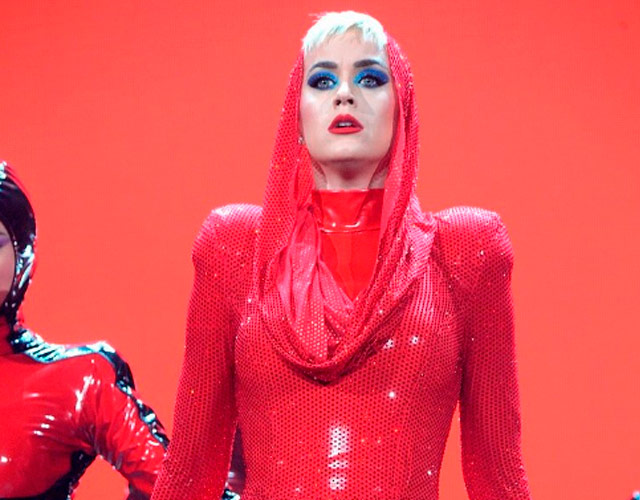 Primeros vídeos del 'Witness Tour' de Katy Perry