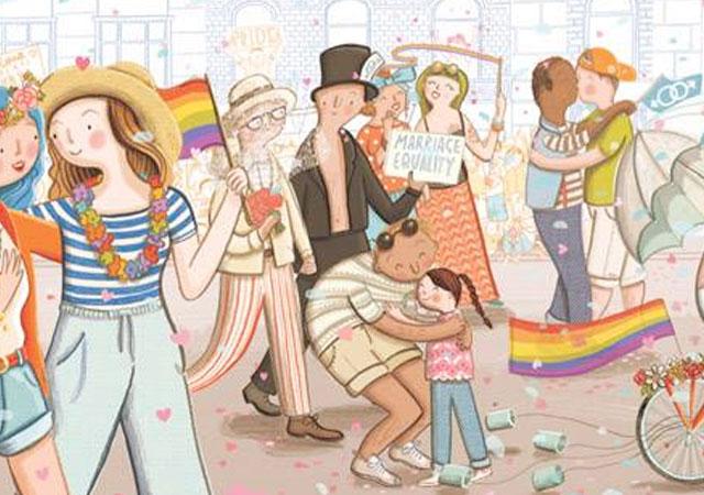 Intentan boicotear un libro gay en la sección infantil de una biblioteca en Chicago