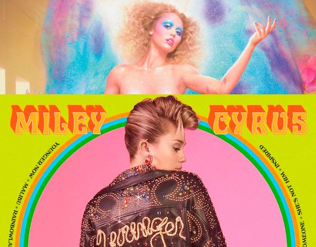 Miley Cyrus desnuda para David LaChapelle otra vez