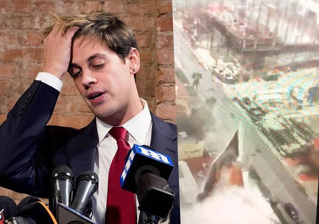 La casa de Milo Yiannopoulos, gay y homófobo, destruida por el huracán Irma