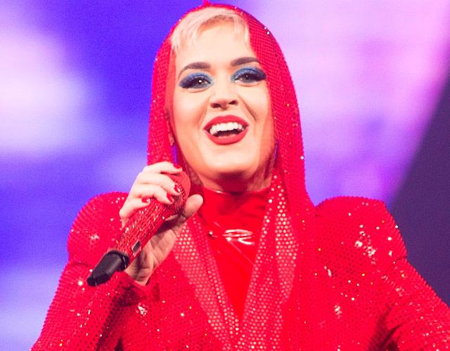 Katy Perry, obligada a tirarse al público por un error en un concierto