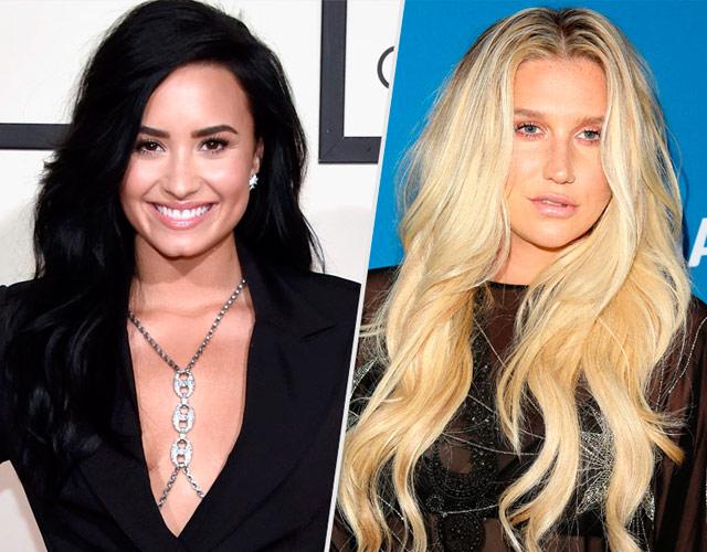 Kesha y Demi Lovato, entre las primeras actuaciones de los MTV EMA 2017