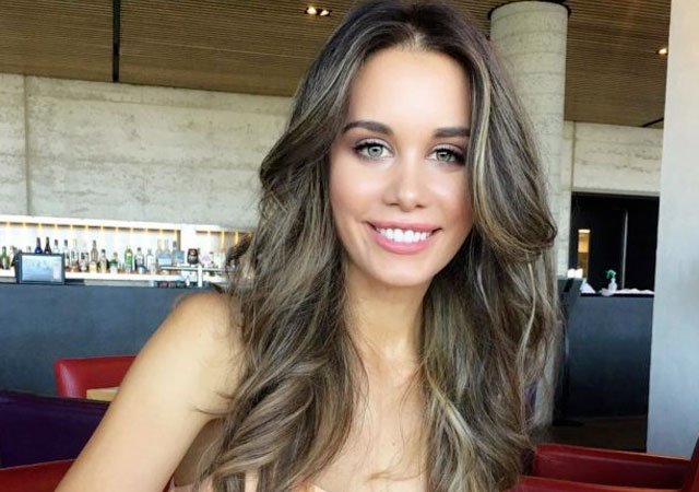 Miss Australia sale del armario en favor del matrimonio gay