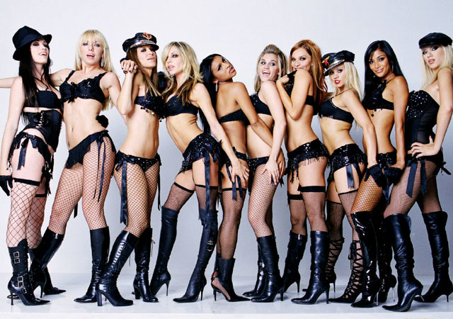 Acusan a Pussycat Dolls de ser una tapadera de prostitución