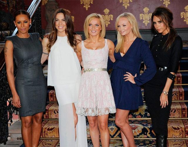 Todas las Spice Girls reunidas en el vídeo de 'Room For Love'... menos una