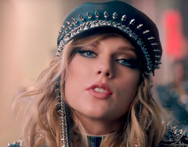 Taylor Swift estrena 'Gorgeous', nuevo single