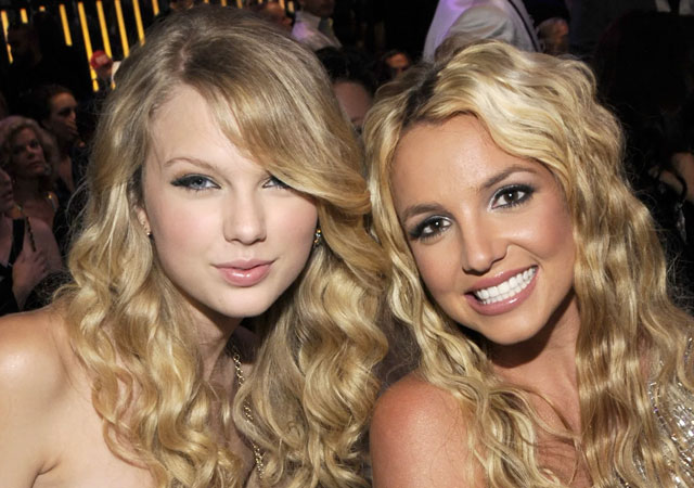 ¿Ha copiado Taylor Swift a Britney Spears?