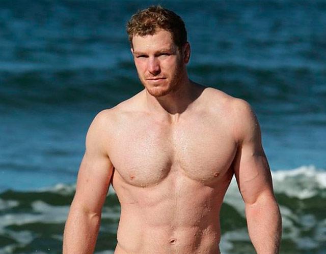 David Pocock desnudo, el jugador de rugby que nos calienta a todos