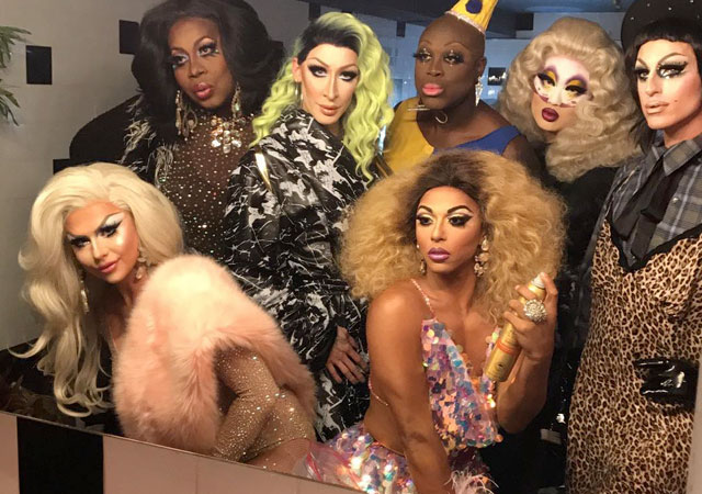 Las drags de 'RuPaul's Drag Race' revolucionan Madrid y Barcelona