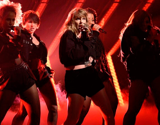 Las actuaciones de Taylor Swift en 'Saturday Night Live'