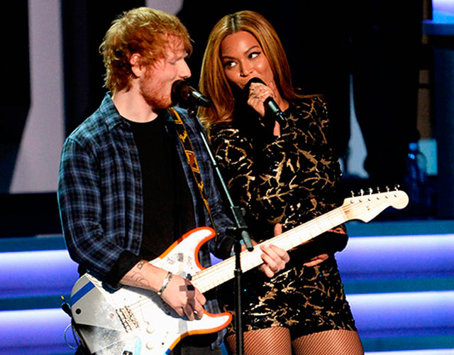 Beyoncé y Ed Sheeran cantan en el remix de 'Perfect'