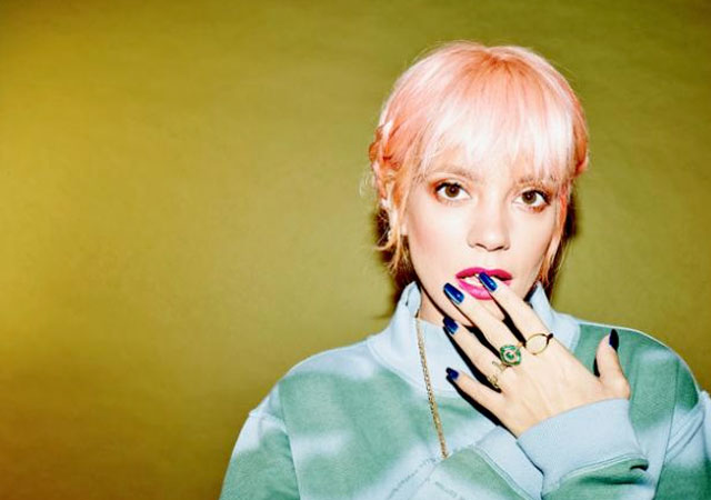 Lily Allen estrena nuevo single, 'Trigger Bang'