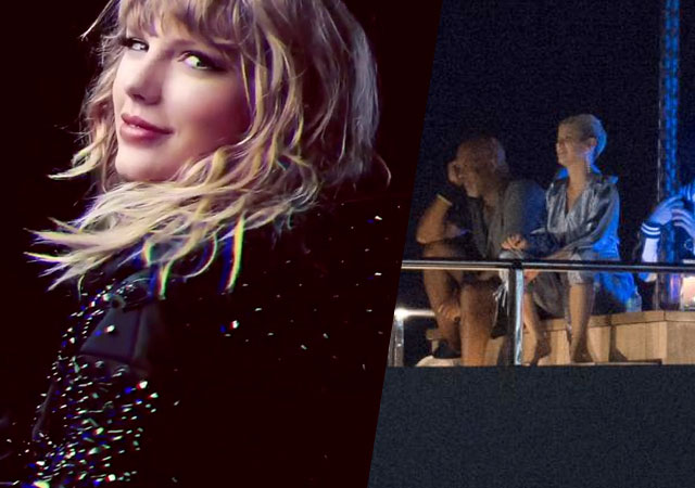 Taylor Swift habría invitado a Katy Perry en el vídeo de 'End Game'