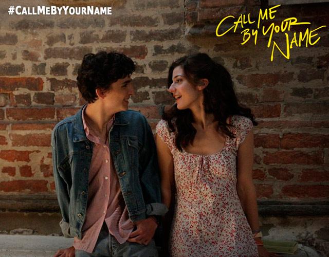 Promocionan la peli gay 'Call Me By Your Name' como una historia de amor hetero