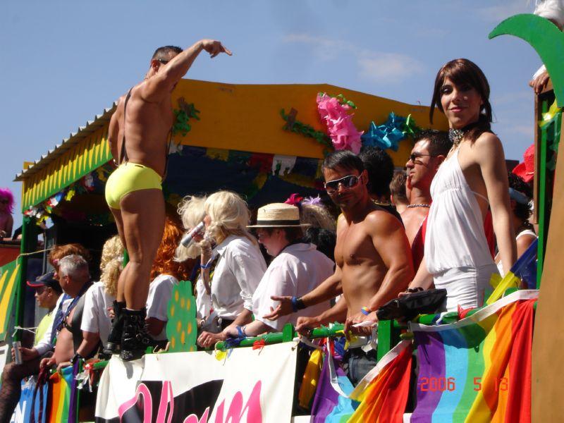 carnaval gran canaria gay