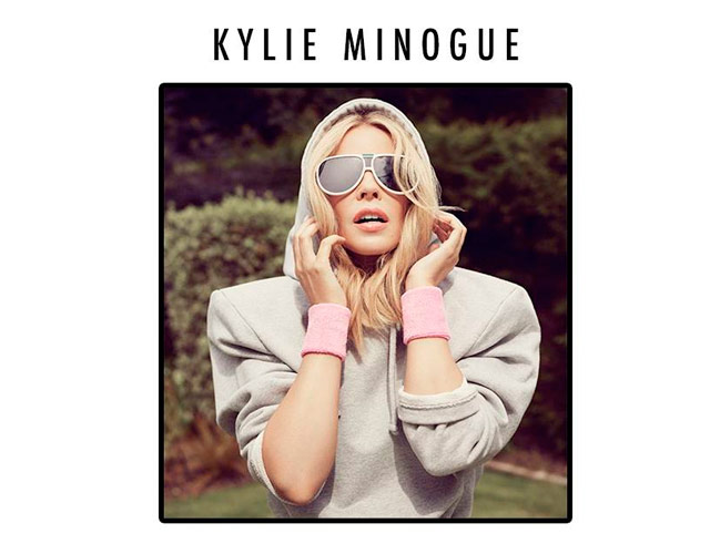 Kylie Minogue anuncia nuevo disco, 'Golden'