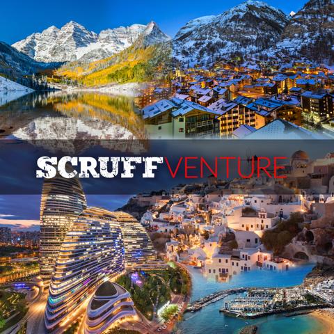 scruff venture app gay