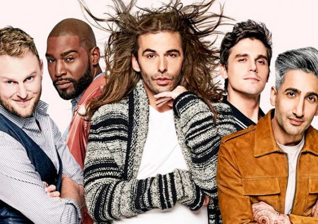 El trailer de 'Queer Eye' el reality gay que vuelve a Netflix
