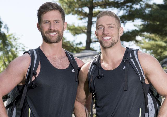 Los aventureros desnudos y gays de 'The Amazing Race'