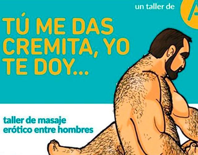 masajes karicias público desnudo
