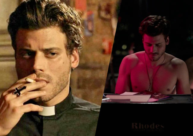 François Arnaud desnudo en 'Permission'