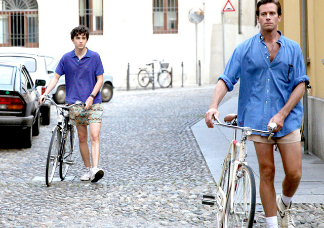 'Call Me By Your Name', convertida en una peli adolescente de los 80
