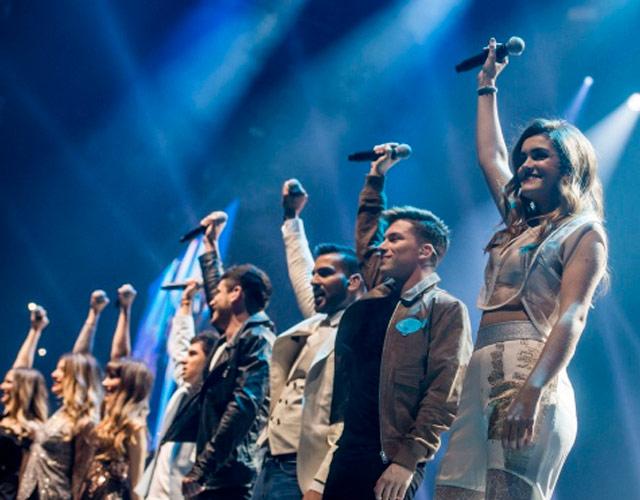 Crónica del concierto de OT 2017 en Madrid