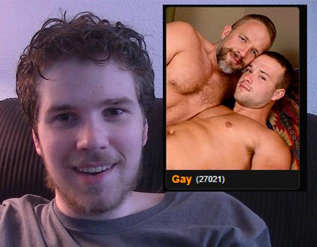 Hetero Gay Porno