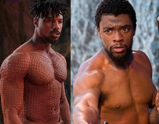 ¿Qué actor de 'Black Panther' fue actor porno gay?