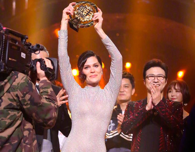 Jessie J versiona a Whitney Houston otra vez y gana el talent show chino 'Singer'