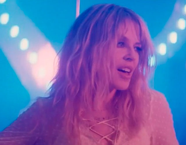 Filtrado 'Golden' de Kylie Minogue