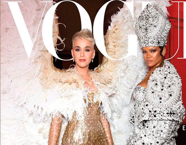 Katy Perry y Rihanna, enemigas íntimas