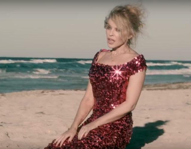 Kylie Minogue Celebra Sus 50 Años Con El Vídeo De Golden Cromosomax