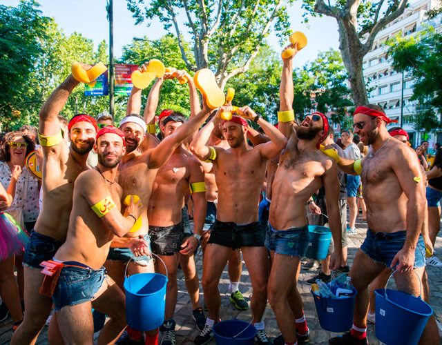 MEJOR CIUDAD ESPAÑA GAY