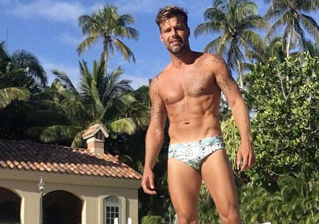 Ricky Martin Escondio A Muchisimos Novios Gays Cuando Estaba En El