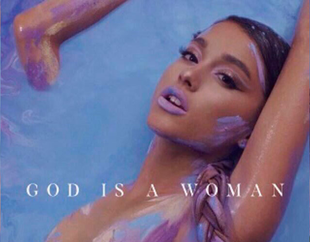 Ariana Grande estrena 'God Is A Woman', nuevo single