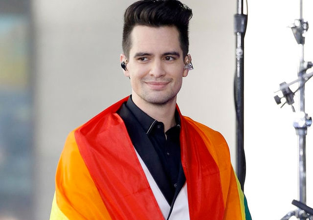 Brendon Urie, de Panic At The Disco, sale del armario como pansexual