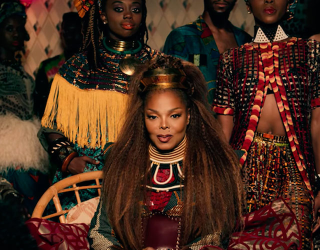 Janet Jackson vuelve con 'Made For Now' junto a Daddy Yankee